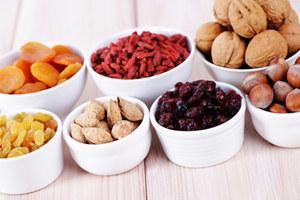 Die leckersten Rezepte rund um Trockenfrüchte