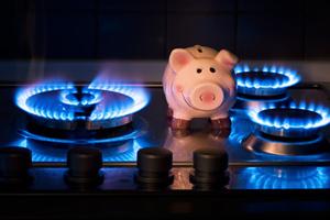 Strom sparen beim Kochen und Backen