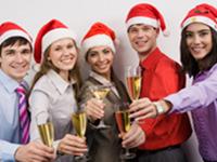 Eine Weihnachtsfeier organisieren lassen