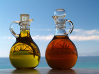 Schöne und dekorative Ölflaschen für hochwertige Öle